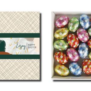 Mini brievenbus grote eitjes
